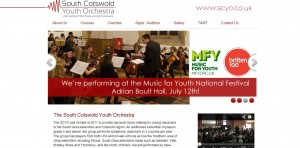 South Cotswold Youth Orchestra - Youth Orchestra in South Glos